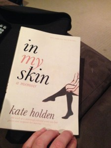 Kate Holden's maiden book