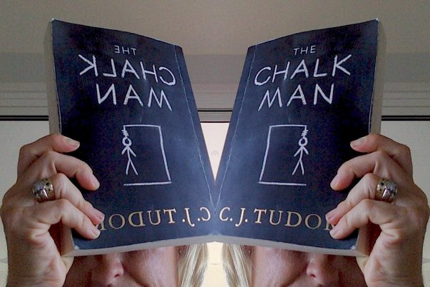 The Chalk Man by C J Tudor