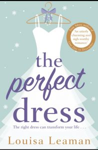 Book review The perfect dress Louisa Leaman nickywaywrites
